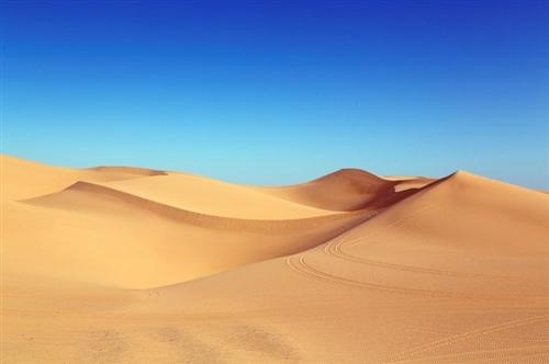 沙漠美景发朋友圈配文 沙漠朋友圈发什么文字