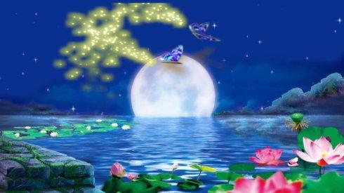 中秋节最经典的祝福语