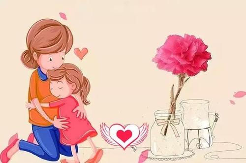 2021母亲节感谢妈妈的真挚祝福